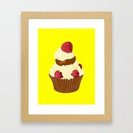 Cake, 2013. Framed Art Print