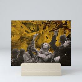 nostalgia parade Mini Art Print