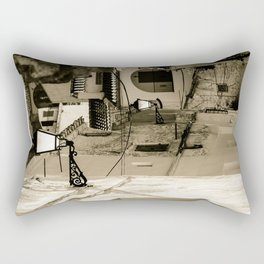 Gallivanting Rectangular Pillow
