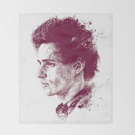 Eddie Redmayne Throw Blanket