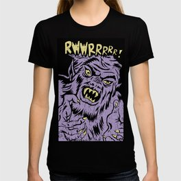 What The Rwwwaarr Say? T-shirt