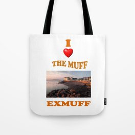 Love Exmuff Tote Bag