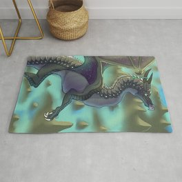 Dragon Swamps Rug