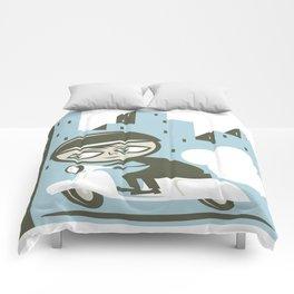 Scooter Boy Comforters