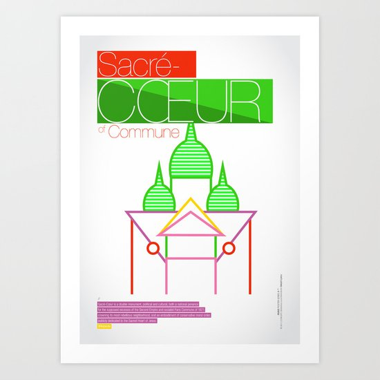 Paris (5 of 5) Art Print
