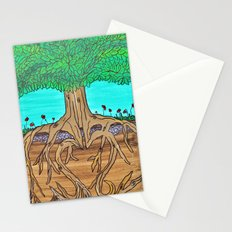 Family Roots Stationery Cards