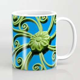 Market Hall Iron 1 Coffee Mug