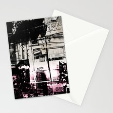 Concrete Jungle 1 Stationery Cards