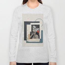 Porcelain Blue Long Sleeve T-shirt