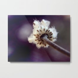 Wish Granting Factory Metal Print
