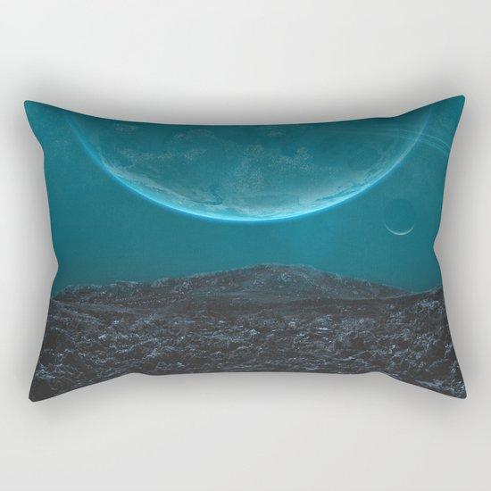 Absolute Zero Rectangular Pillow