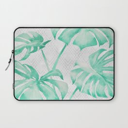 city leaf Laptop Sleeve