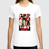 the who T-shirts featuring wHO? by f_e_l_i_x_x