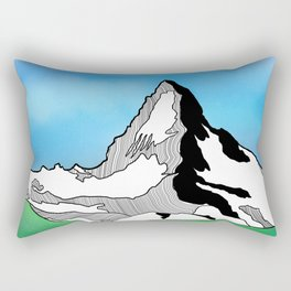 Matterhorn Rectangular Pillow