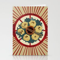food Stationery Cards featuring Food by Tonz