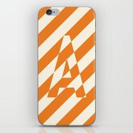 A Pattern iPhone Skin