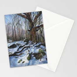 Winter Stories Stationery Cards