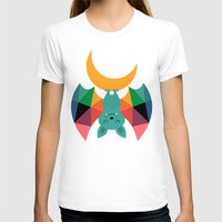 child T-shirts featuring Moon Child by Andy Westface