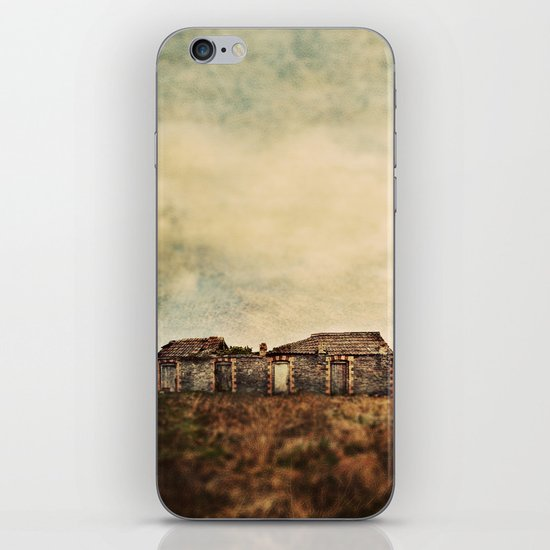 Abandoned building iPhone & iPod Skin