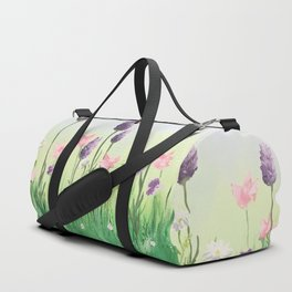 YESTERDAY, TODAY and TOMORROW Duffle Bag