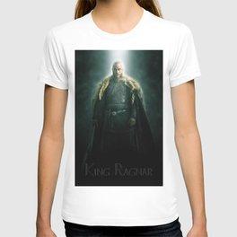 King Ragnar T-shirt