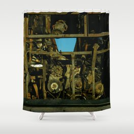Engine that could Shower Curtain