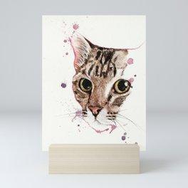 Catcat Mini Art Print