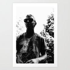 Niggo! Art Print