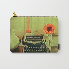 The Letter Carry-All Pouch