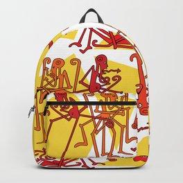 Funky Man Backpack