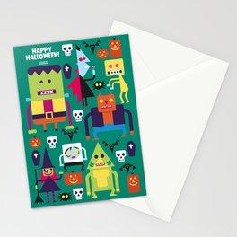 Halloween Hootenanny! Stationery Cards