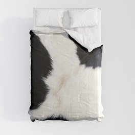 Farmhouse Cowhide Comforters