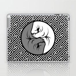 Way of the Fist Laptop & iPad Skin