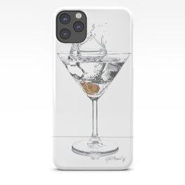 Martini iPhone Case