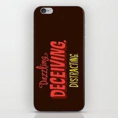 Triple D's iPhone & iPod Skin