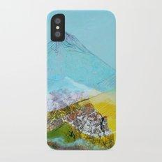 Mile High iPhone X Slim Case
