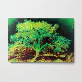 The Oak Tree Metal Print