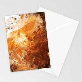 Celestial Fires of Namibia Stationery Cards