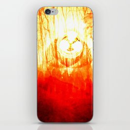 1 Thessalonians 4:17 iPhone Skin