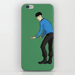 Star Trek TOS : Spock iPhone Skin