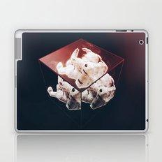 Divided Laptop & iPad Skin