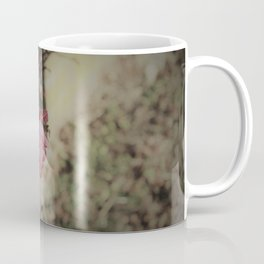 December Rose Coffee Mug