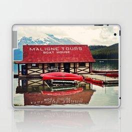 Maligne Lake Laptop & iPad Skin