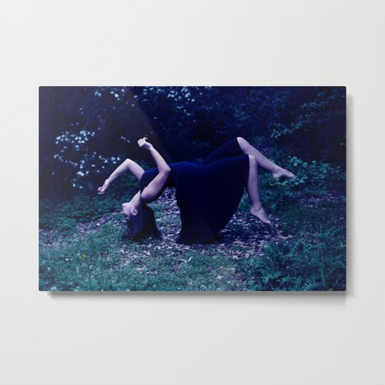 Levitation Dream Metal Print