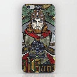 Saint George iPhone Skin