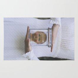Doll in a jar Rug