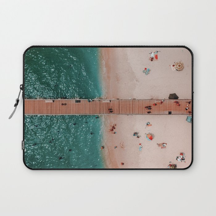 Hello Ocean Laptop Sleeve