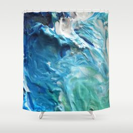 Cure Shower Curtain