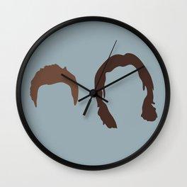 Supernatural Sam and Dean, ya'll Wall Clock