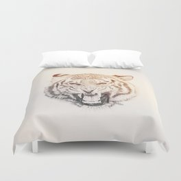 Timmy the Tiger Duvet Cover